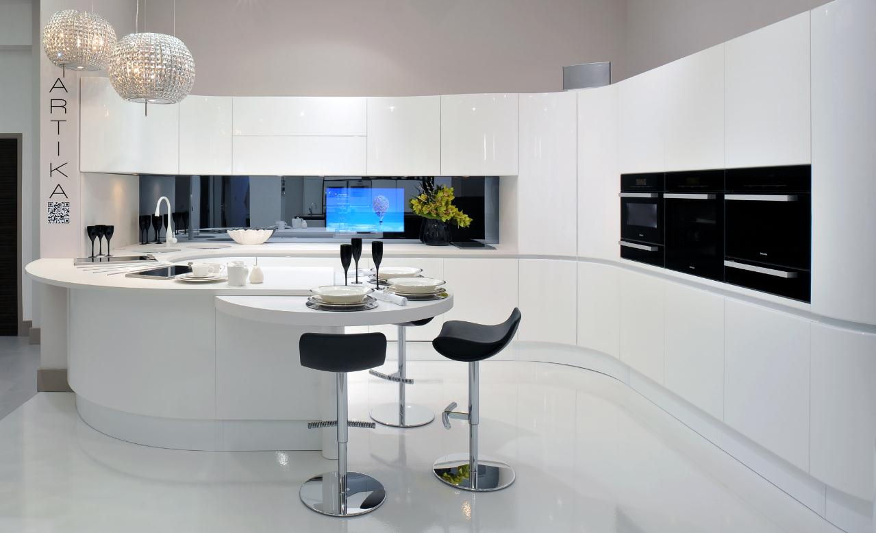 Delicieux Well The Team At Luxury Kitchen Company Pedini London Certainly Do, And The  Pedini London Experience During 100% Design Is Your Chance To Join Them ...