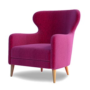 Lyndon Design Has Unveiled Its Own Take On The Classic Wing Chair With The  Launch Of A New And Luxurious Duo, Aptly Named Mr. U0026 Mrs. This Latest  Furniture ...