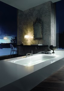 The BetteLux bath from Bette