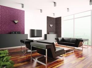 Hotel interior film