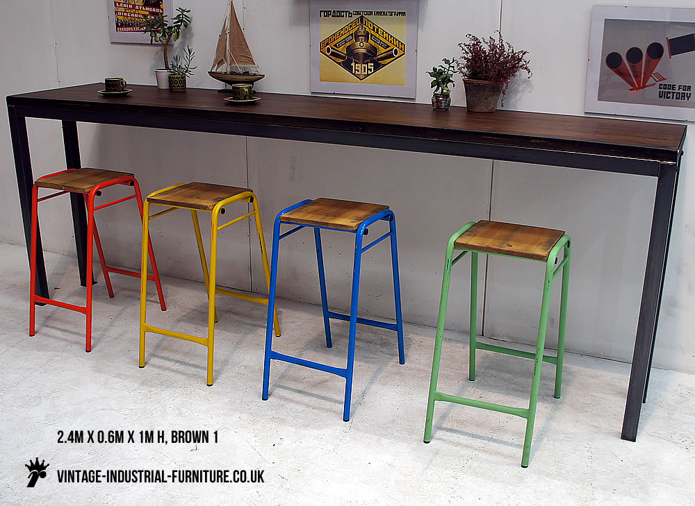 4 - Vintage Industrial Furniture Is Established As A UK Designer And