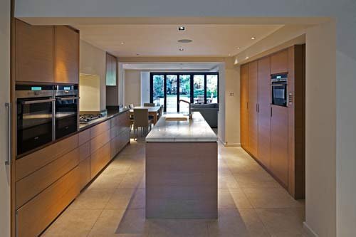 Planning a kitchen extension the art of design magazine for Room extension plans