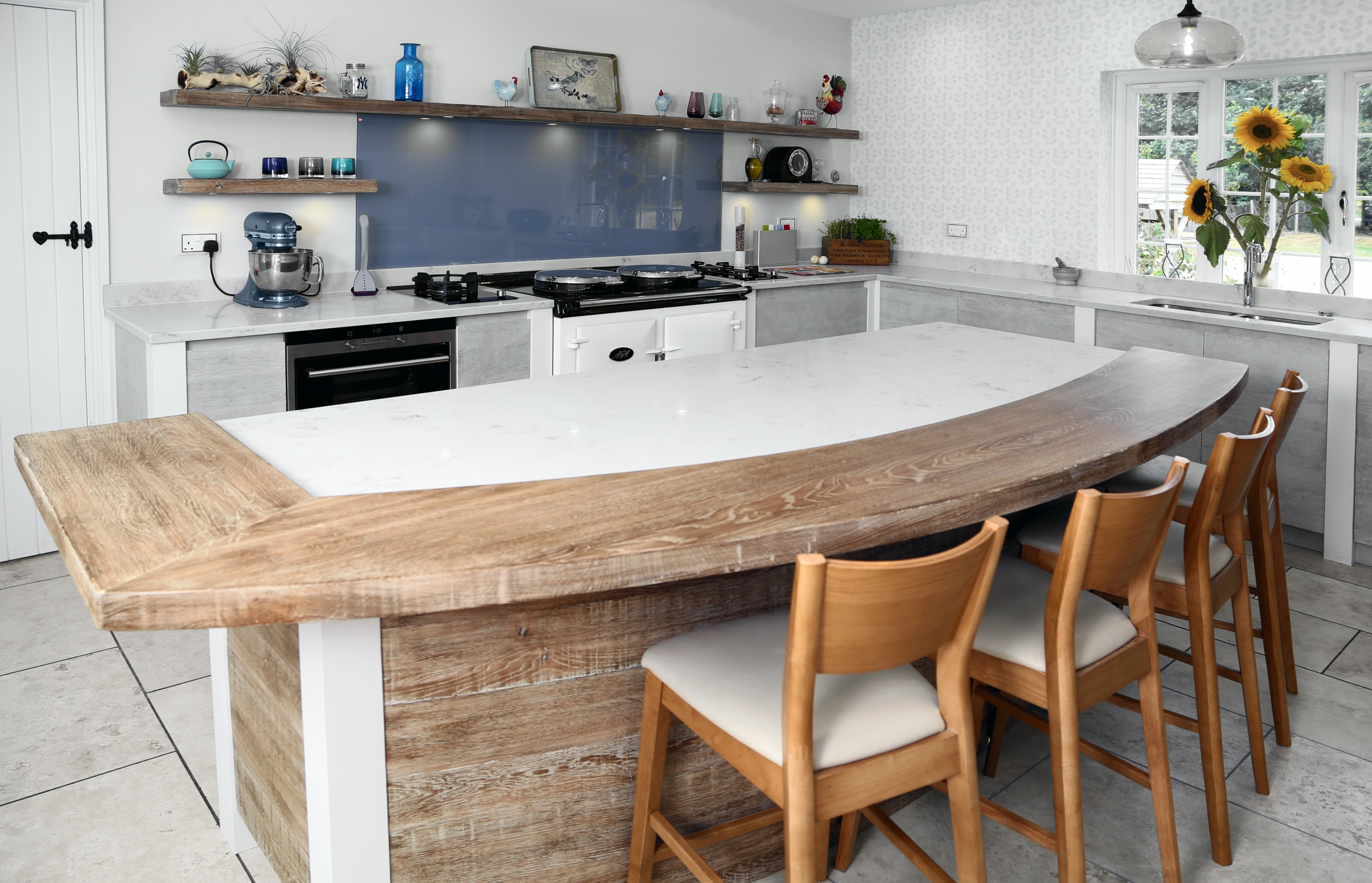 Henderson And Redfearn Unveils The New Handmade Driftwood Kitchen Range The Art Of Design Magazine