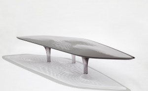 Zaha Hadid_for David Gill_Glacial Table