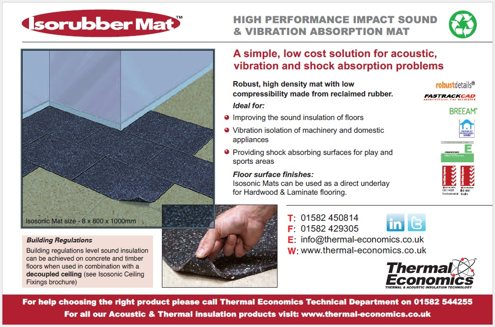 Isorubber Mat Image1