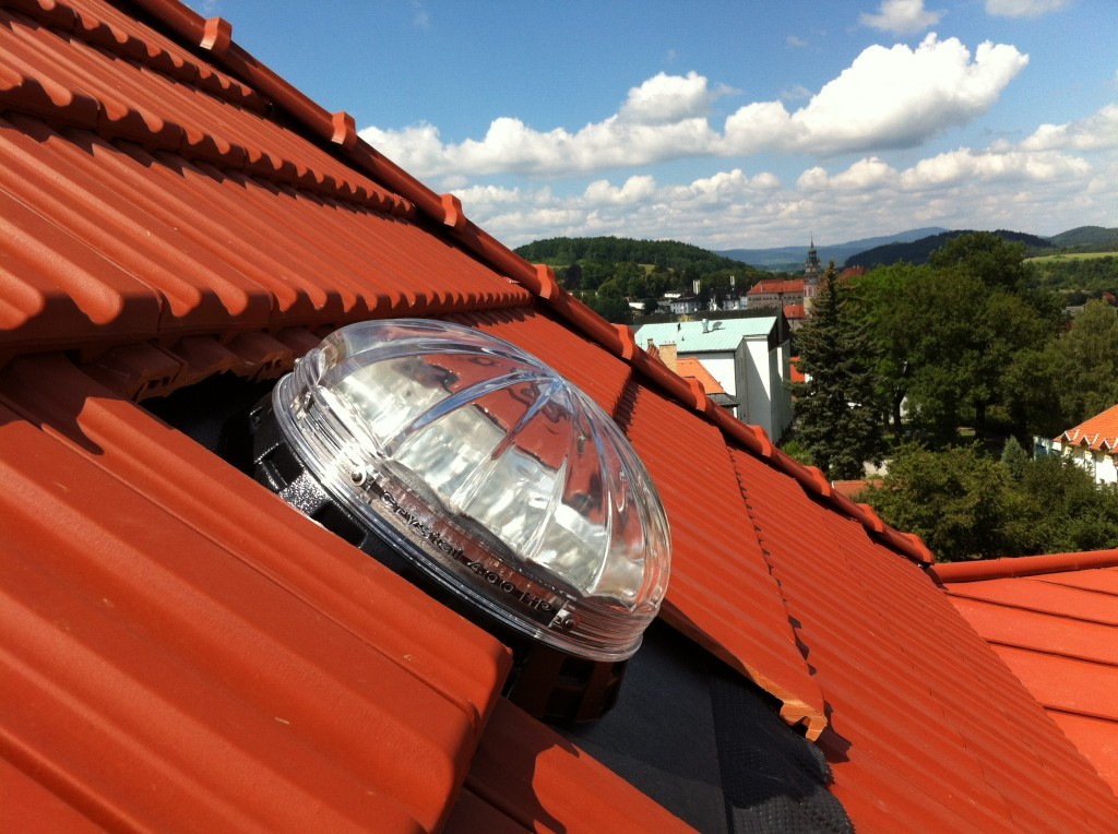 Lightway Crystal Glass roof dome