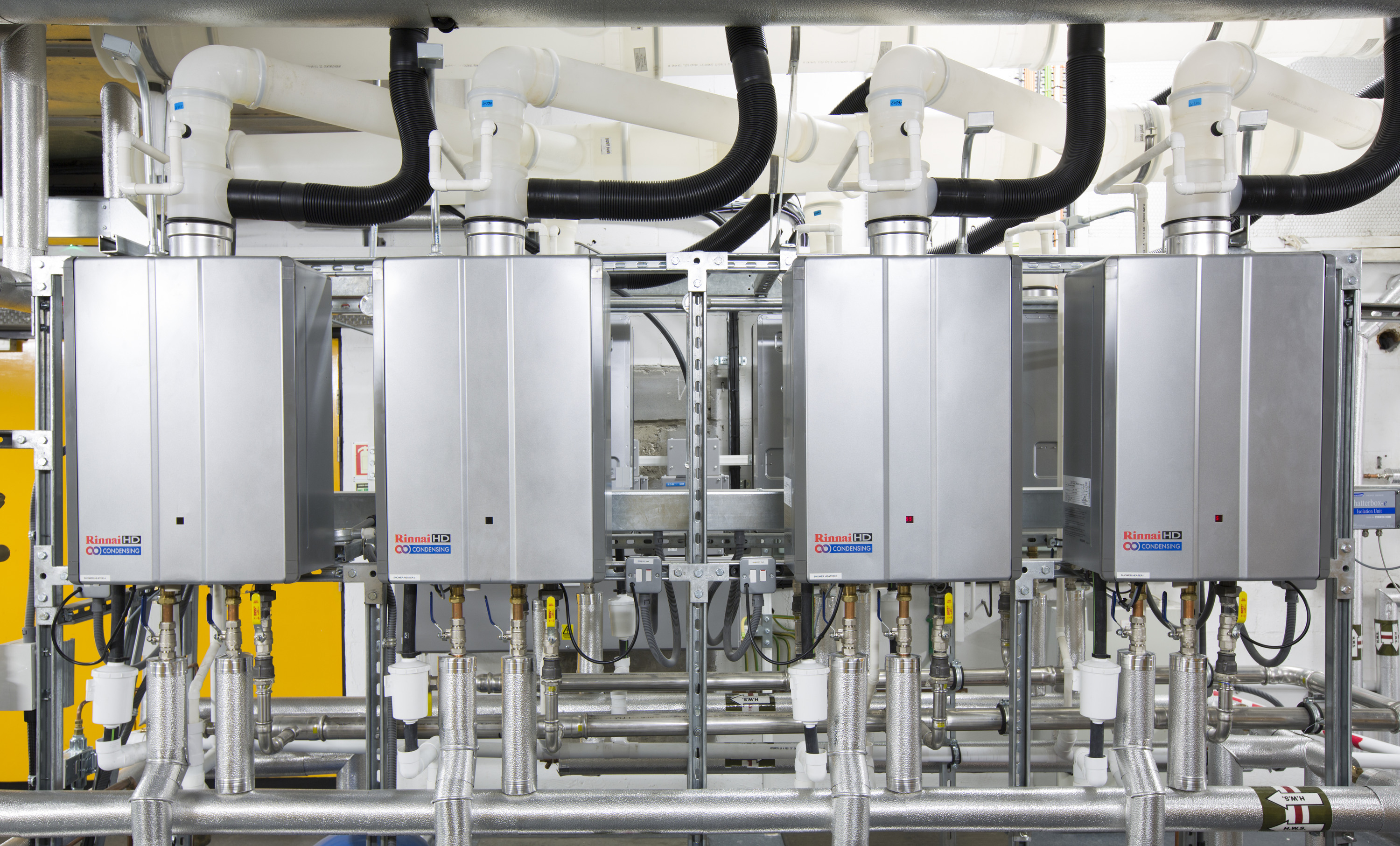 Rinnai Offers End Users An Infinity Of Reliability On Hot