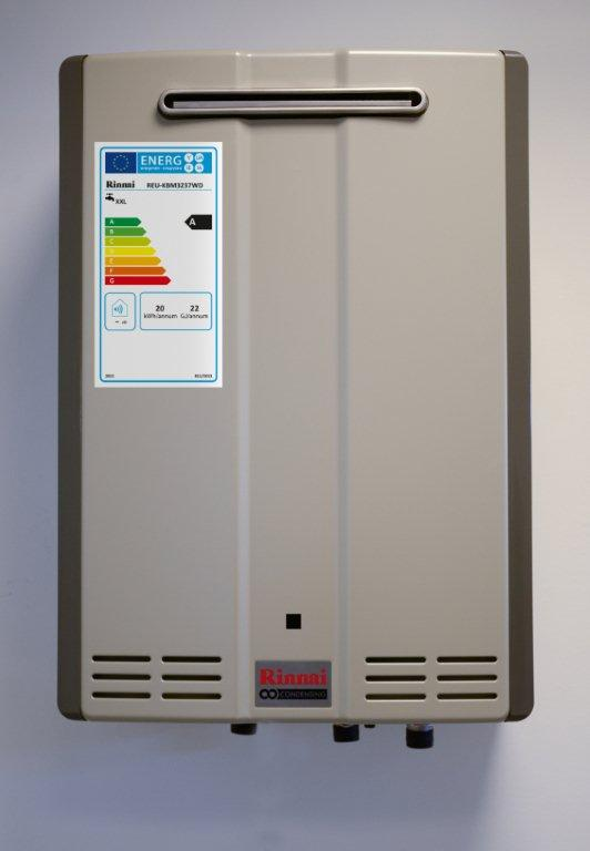 29 Rinnai Infinity HDC1600e FO_with_ErP label 0316