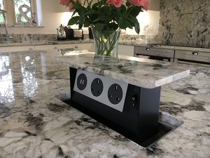 S Box Pop Up Counter Top Sockets The Designer