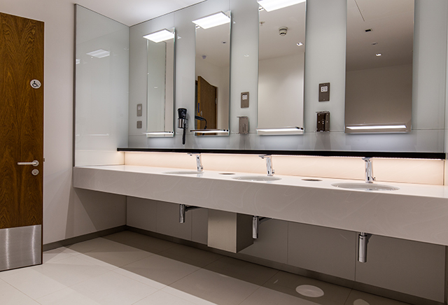Creating Iconic Washroom Spaces
