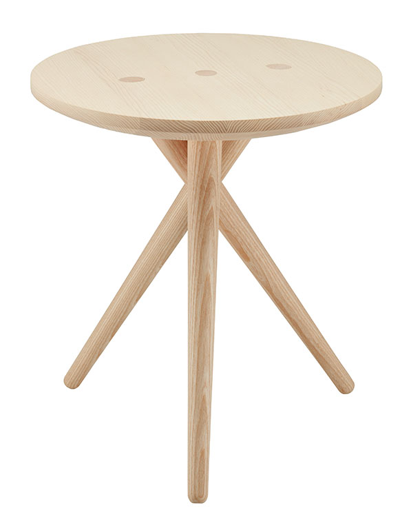 Compact and functional but always eye catching side for Functional side table