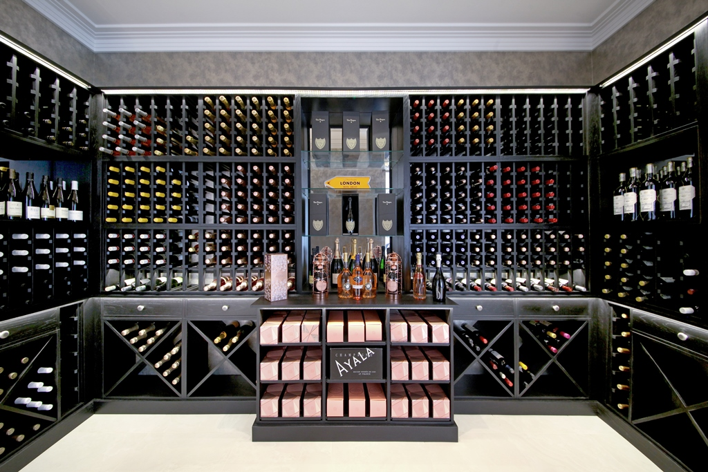 A W Moore Wine Racks The Art Of
