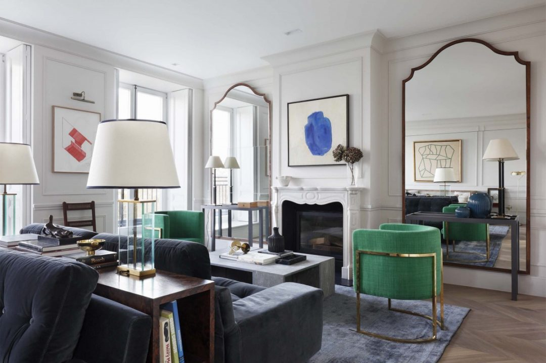 Ladbroke Square Penthouse Refurbishment The Art Of Design Magazine
